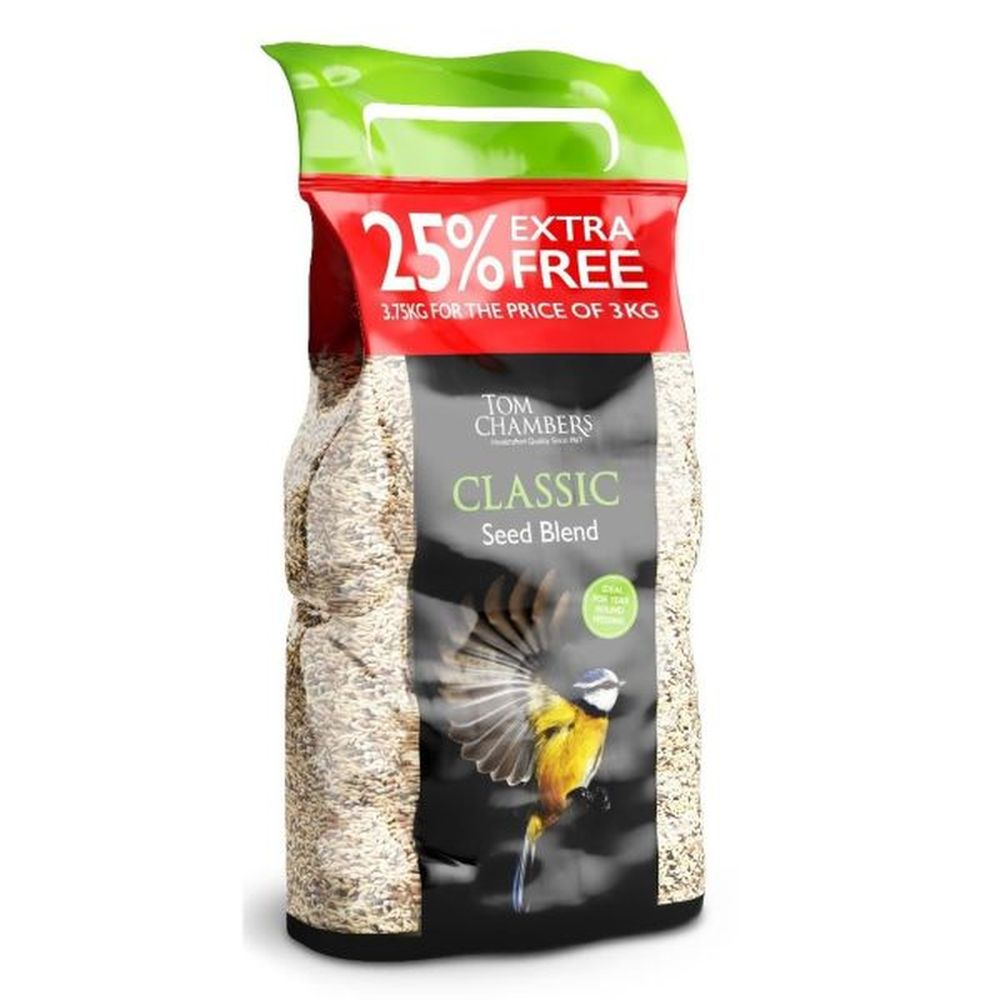 Classic Seed Blend - 25% - 3.75kg