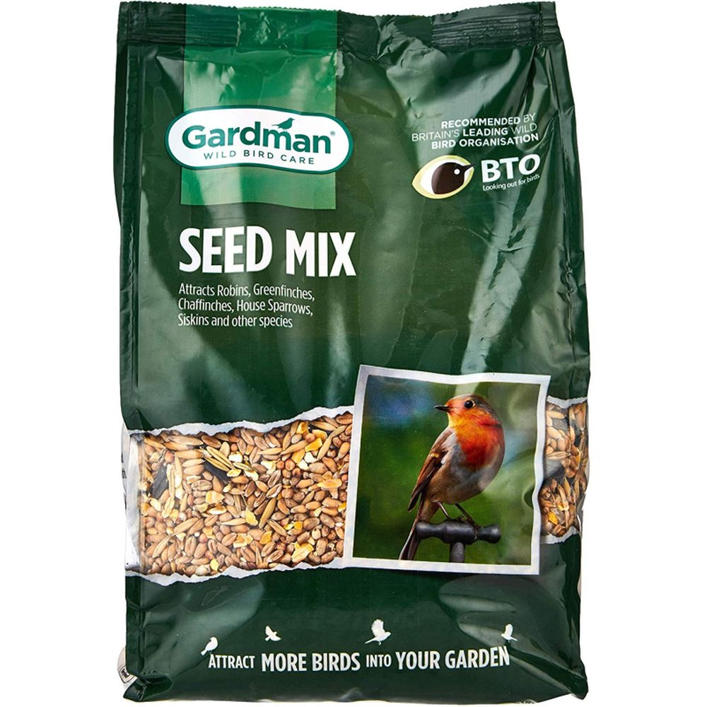 Seed Mix 2kg