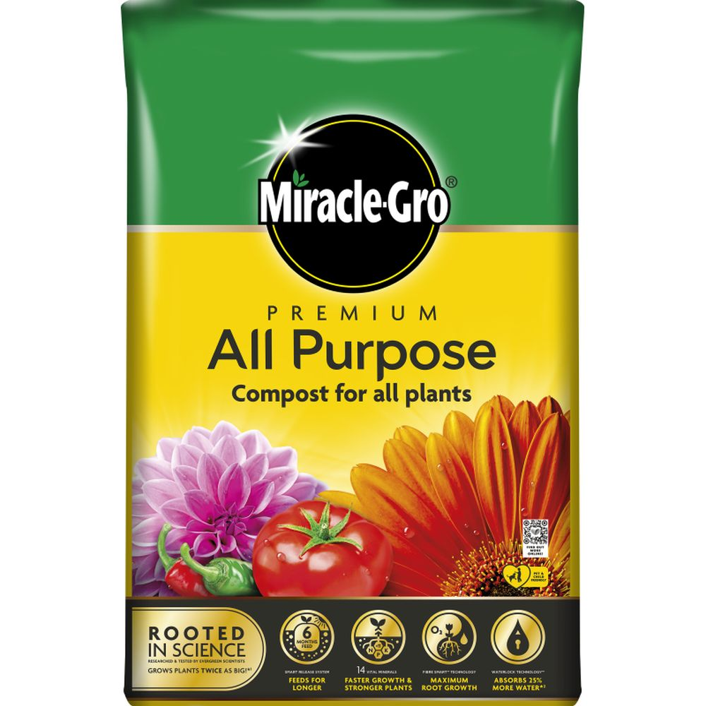 MIRACLE-GRO ALL PURPOSE - 40L