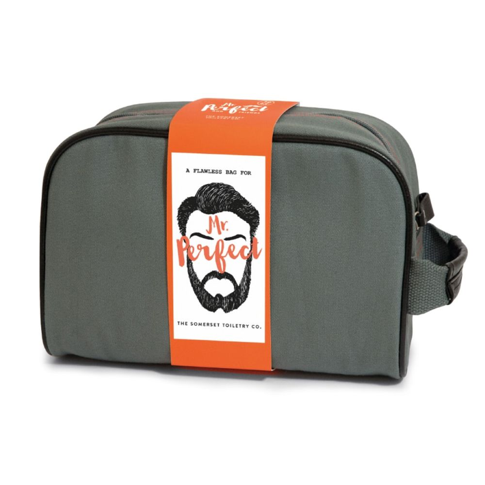 Mr Perfect Toiletry Bag