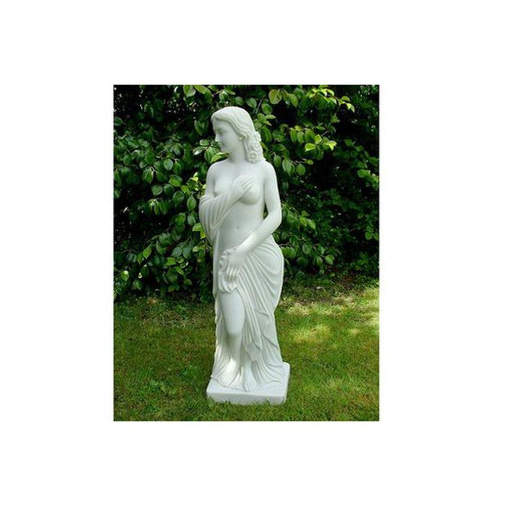 Melmar Stone Statue Venus De Milo Statue Garden Ornament Frost-Proof