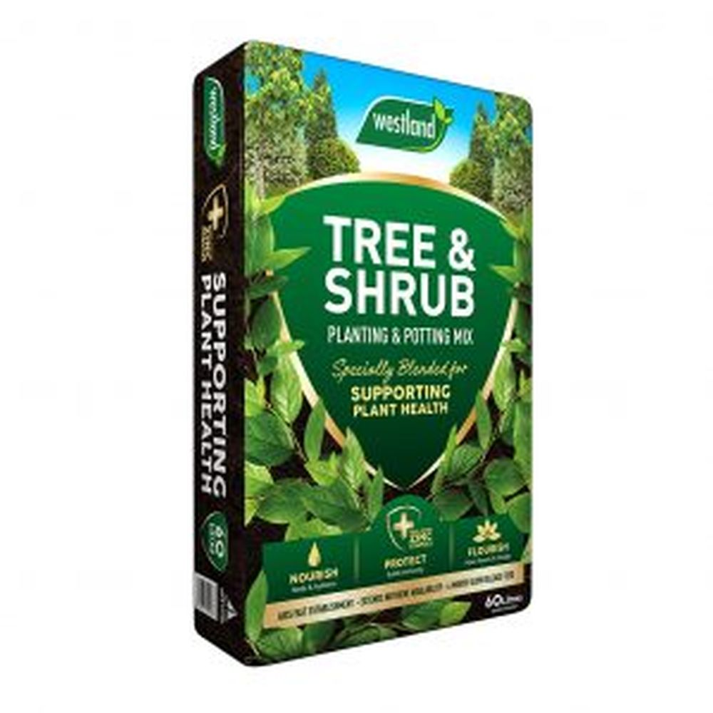 Tree Shrub Planting Potting Mix 60L