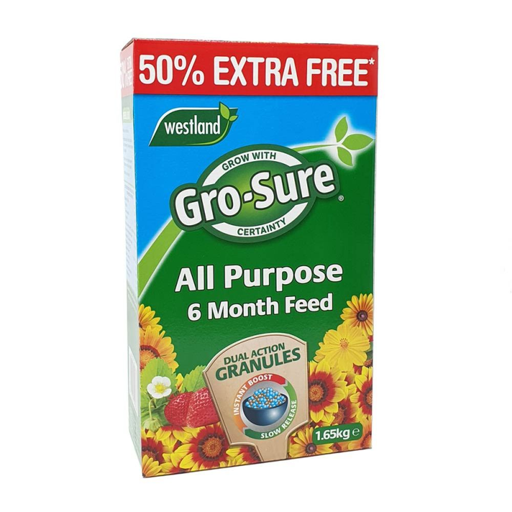 Gro-Sure 6 Month Slow Release Plant Food
