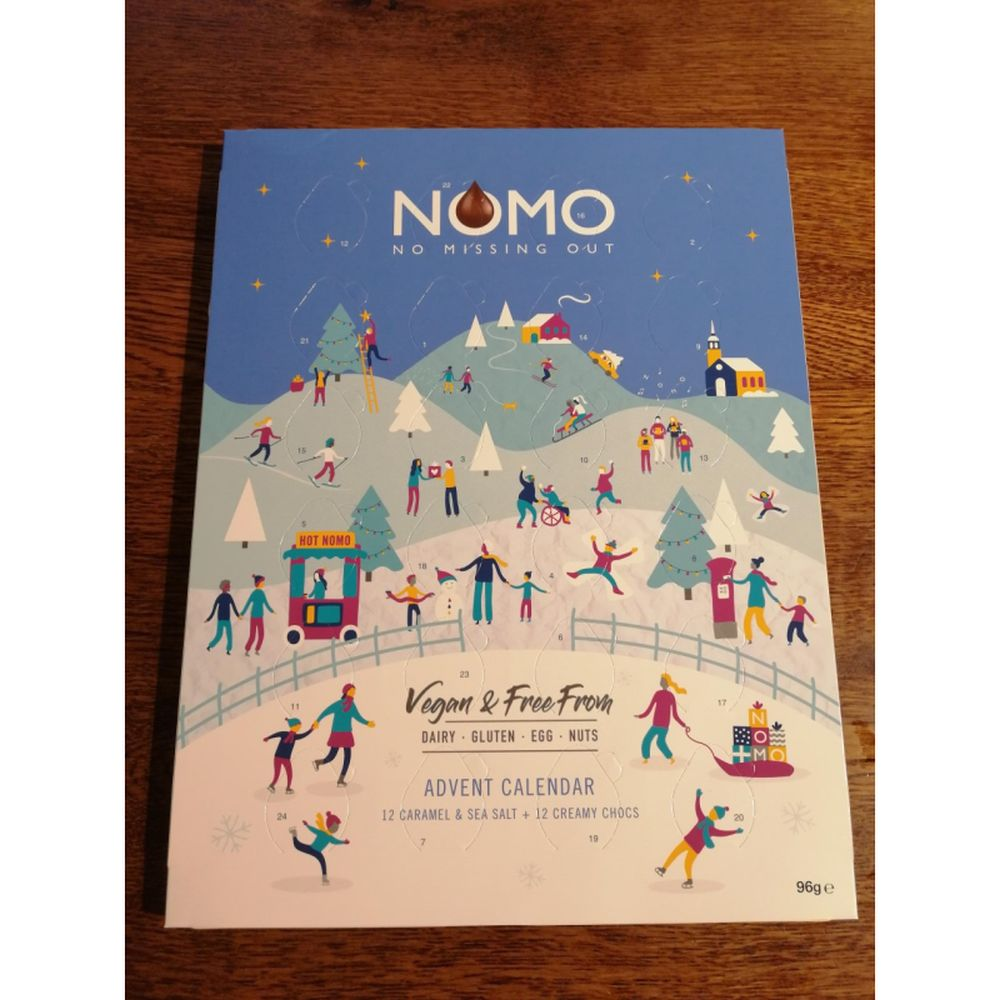 NOMA Vegan/ Free From Advent 92g
