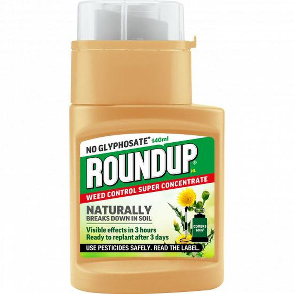 Roundup Natural Concentrate 140ml