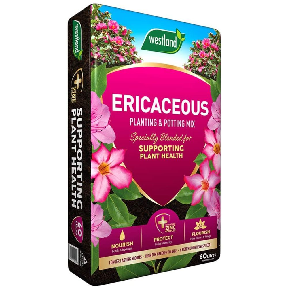 Ericaceous Planting Potting Mix 60L